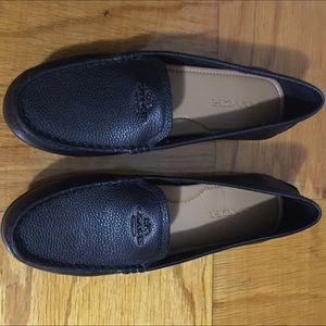 Coach Leather Loafers 9.5